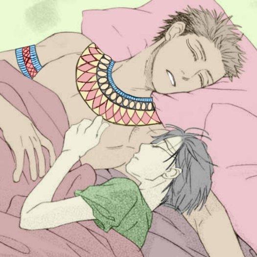Seth & Horus ♥