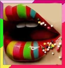 lèvre bonbonclate a!!!!!!mdr