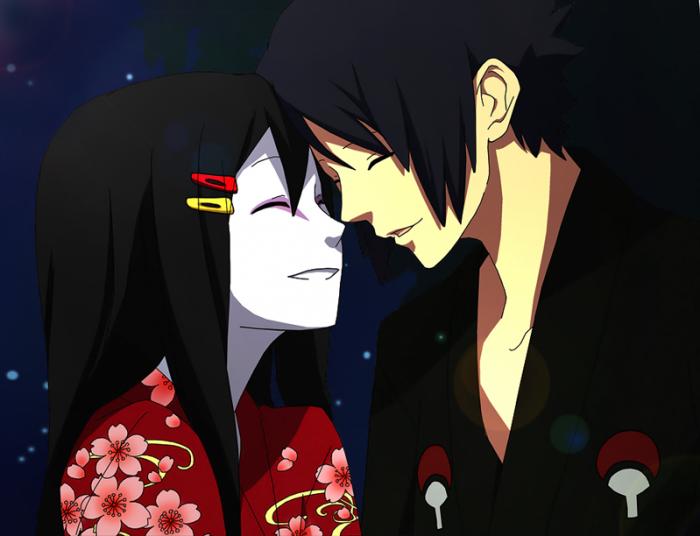 Jun et Sasuke