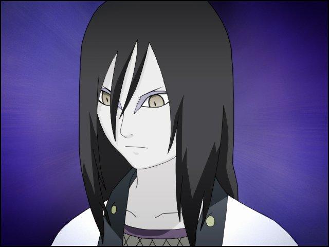 Orochimaru jeune