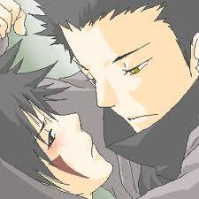 Shino et Kiba