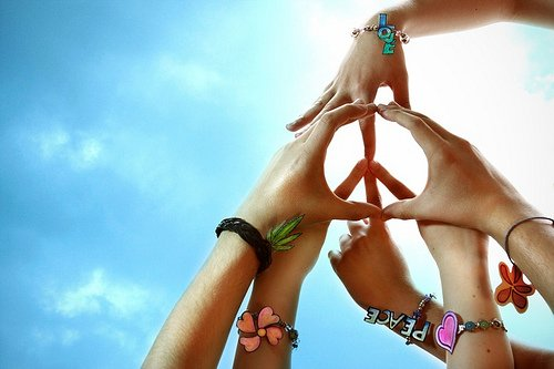 Peace and Love, guys!