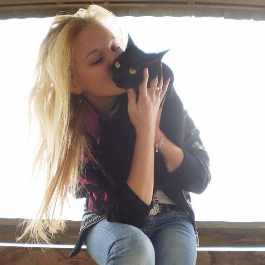 Ce chat fait miaou .... hey oui
