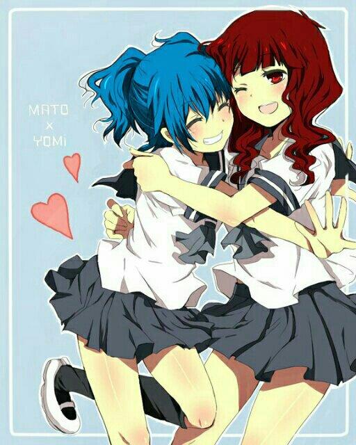 Moi et ma Aki-chan ! ♥
