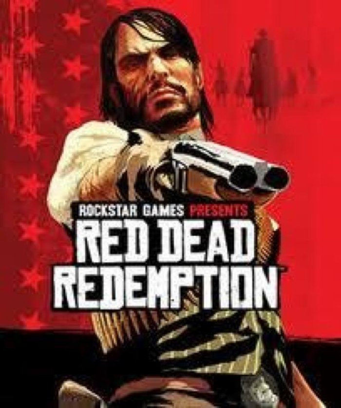 la couverture de read dead le jeu sur ps3