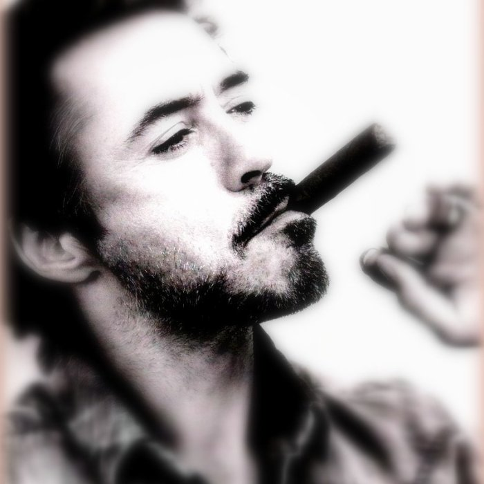 Robert Downey Jr.! <3