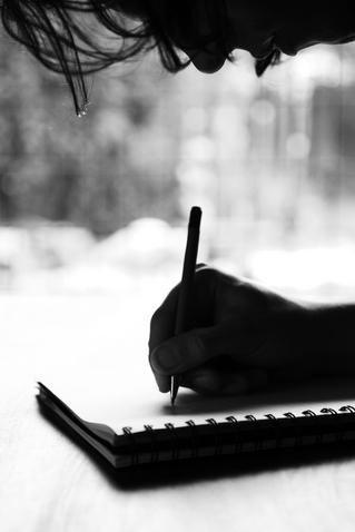 DO NOT DISTURB! Compulsive Writing in progress...