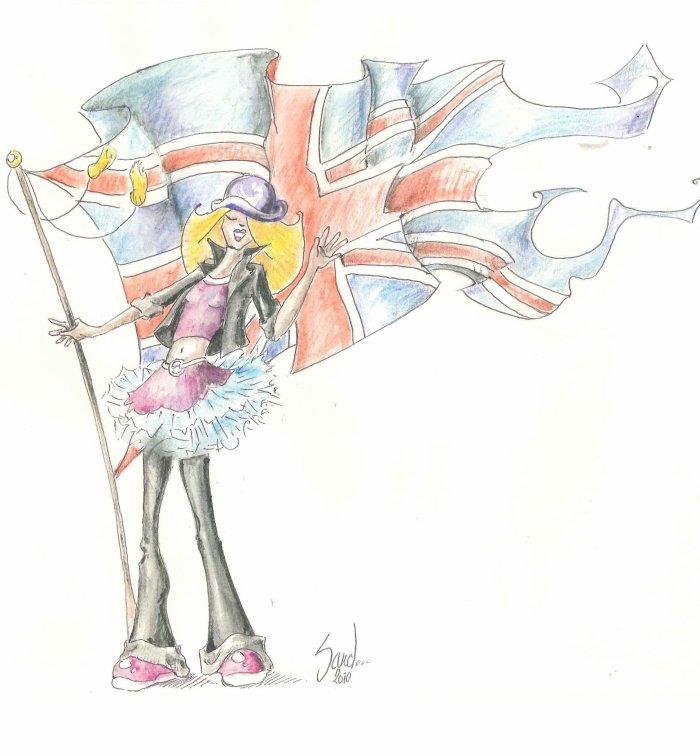 British Girl