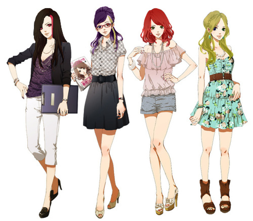 Moi , Akira, Aiko et Lau-chan