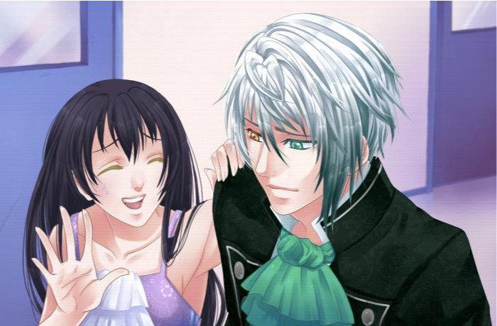 Chloé et Lysandre
