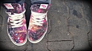 mes vans galaxy
