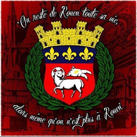 Fc Rouen une passion  qui n'a  pas de division.