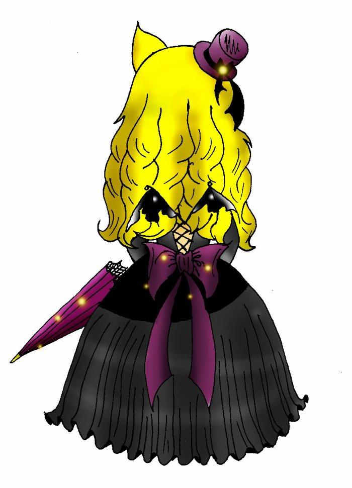 Mystic, une démonne ! :3
