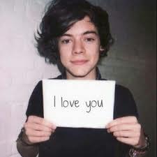 I LOVE YOU TOO HARRY