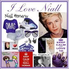 I LOVE NIALL HORAN