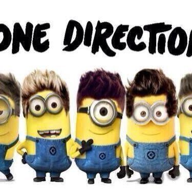One direction lol