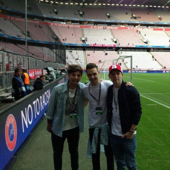 Louis & Liam et Niall