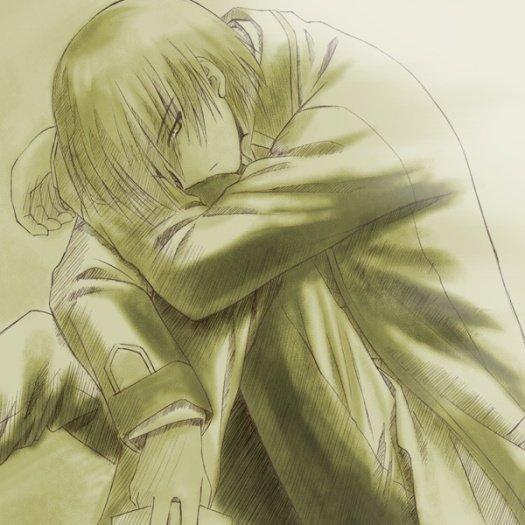 ♥ je cacherais ma tristesse derrière mon sourire... ♥