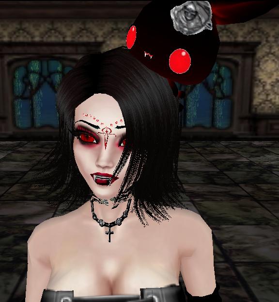 un câlin de vampire ça te dis ? (vampire)