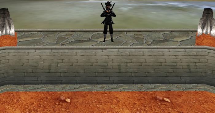 Ici dans l'arène j'ai tué... [signe : cheval] (ninja Naruto)