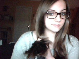 Tu vois mes cheveus ont pas beaucoup changé :3 (Ady26)