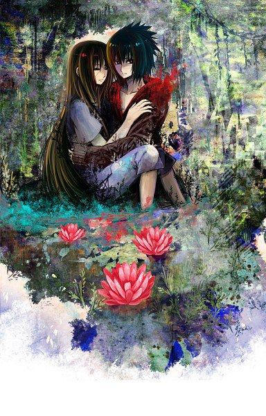 makino et sasuke (naruto)