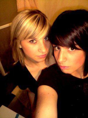 Sophia & Carine <3 Mes Deux Amies D'enfance <3