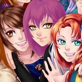 Kelly, Malicia et Salomé