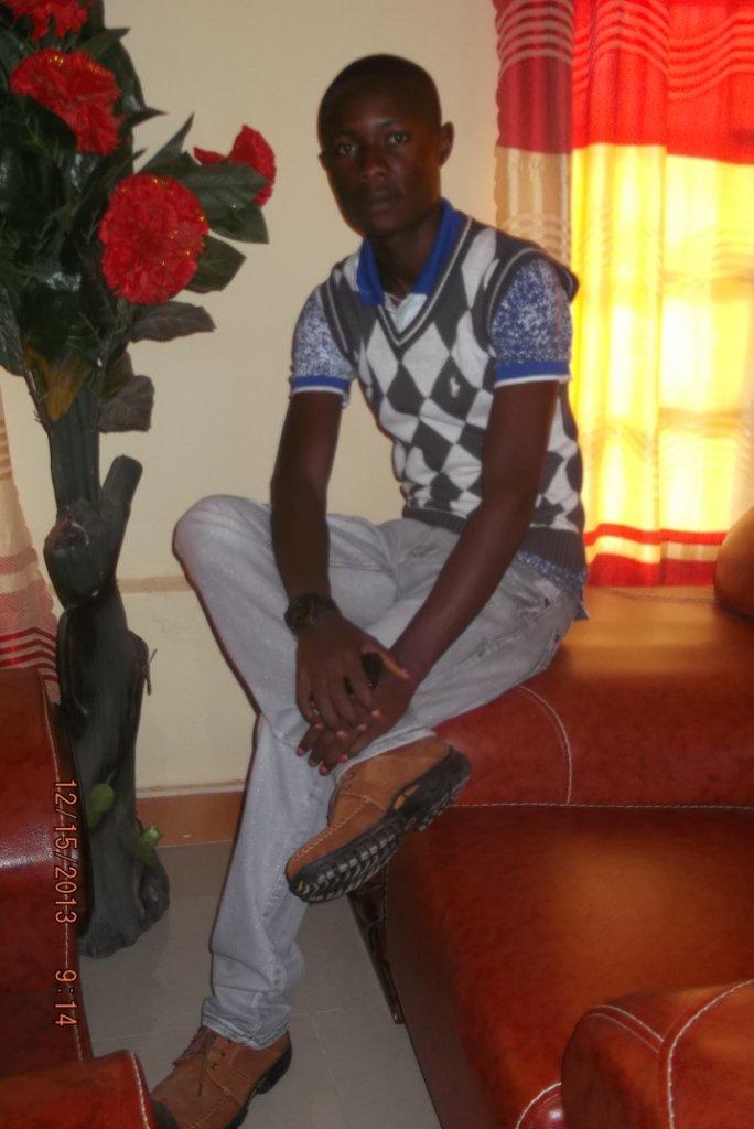 Jules Mbongo, jour de mon aniversaire 15/12