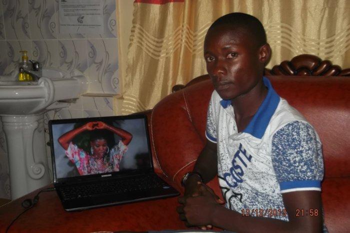 Jules Mbongo, en repos