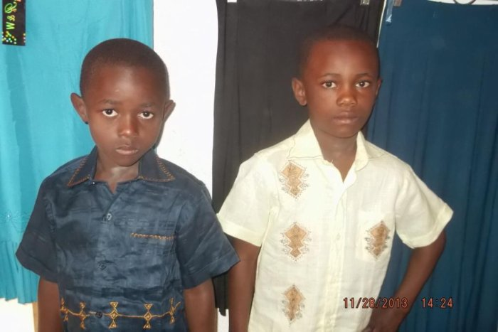 Ismael & Mohamed, fils à papa