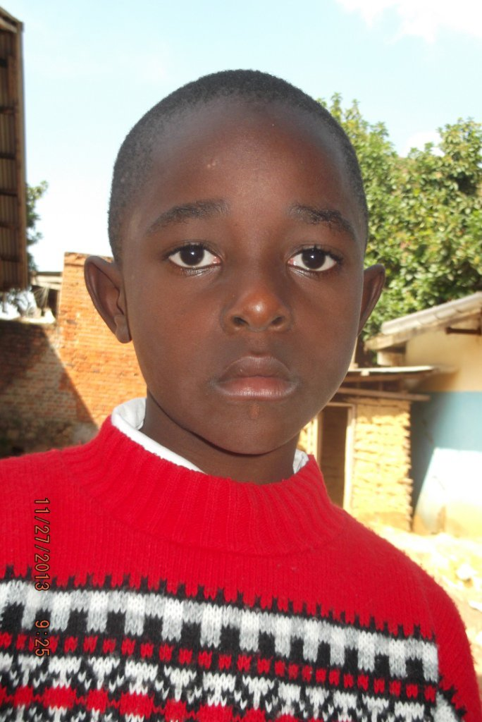 Ismael, mon fils ainé bien aimé