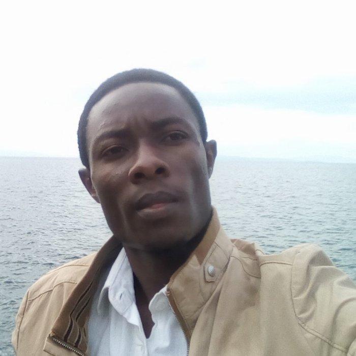 Jules Mbongo, à Goma - RDC