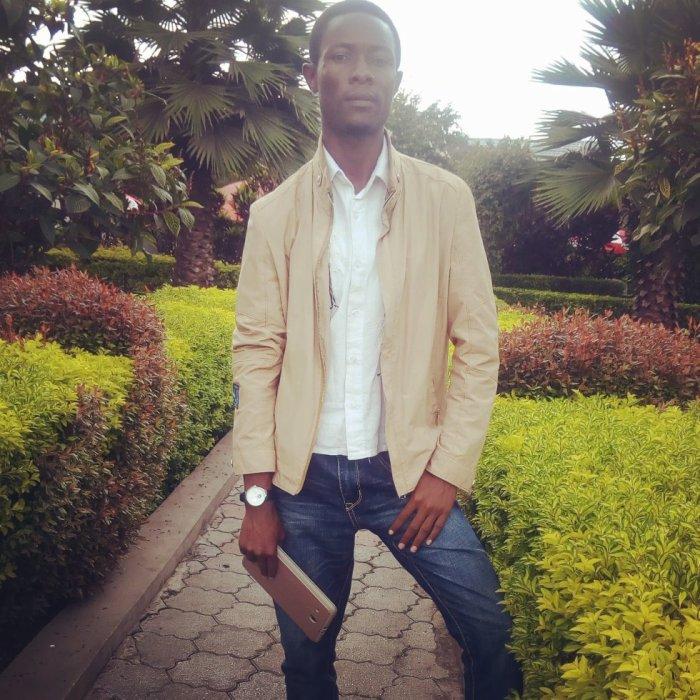 Jules Mbongo à Goma, en RDC - début Avril 2017
