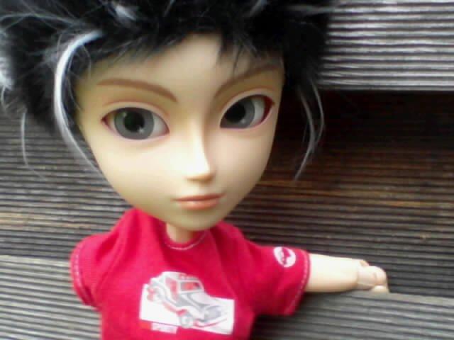Keiichi (modèle: taeyang MJ)