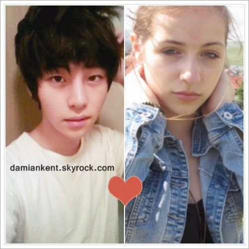 Damian <3 Rahel
