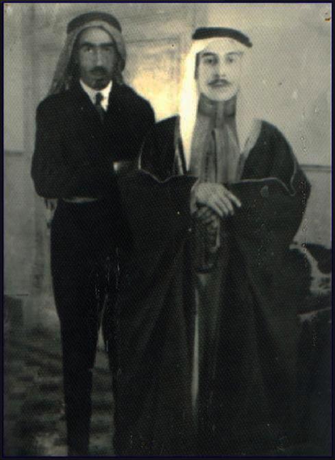 Crown prince Talal bin al-Abdullah