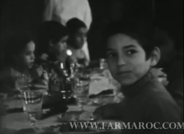 Cronw prince Sidi-Mohammed, became king Mohammed VI