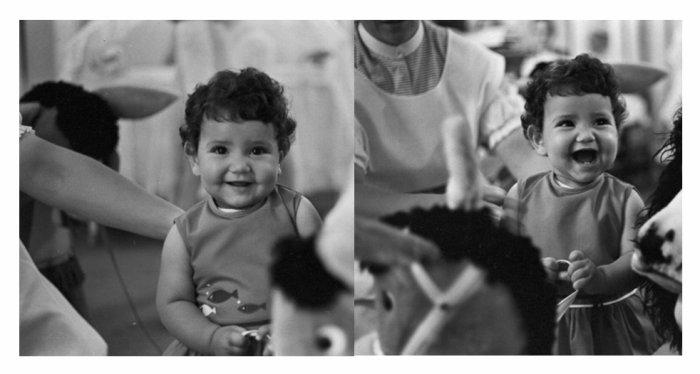 Baby princess Lalla Meryem