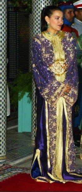 Princess Lalla Hasna in 2003