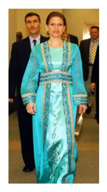 Princess Aisha bint al-Hussein