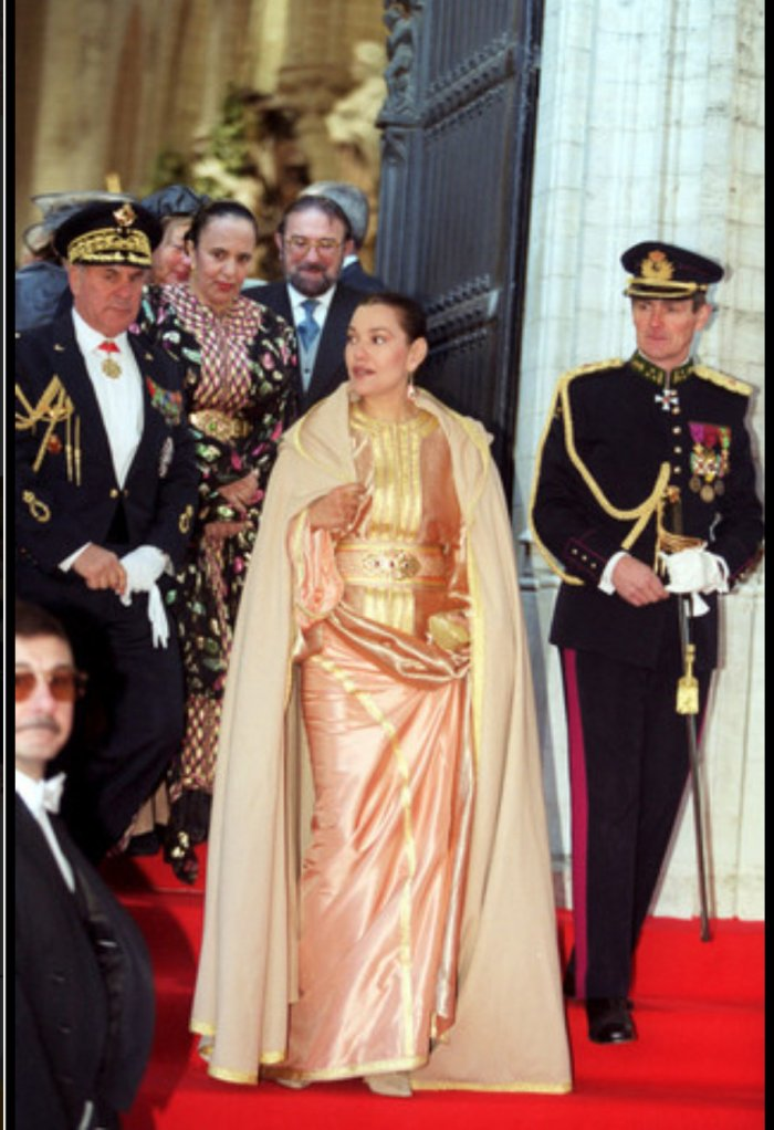 Princess Lalla Hasna in 2005