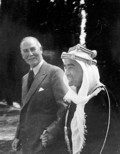 King Abdullah I
