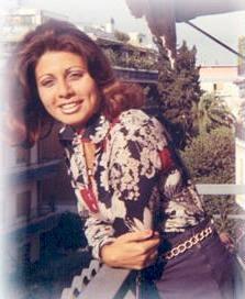 Young queen Alia al-Hussein