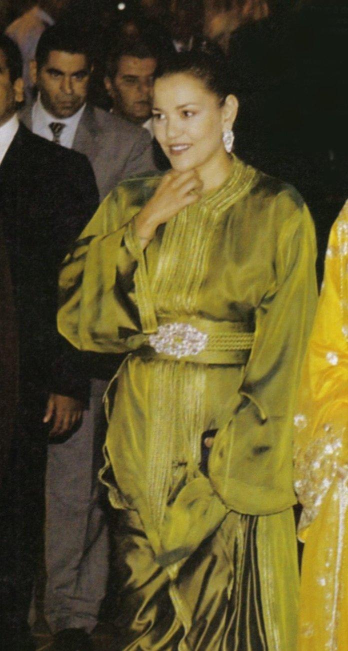 Princess Lalla Hasna