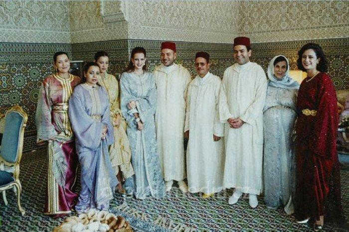 Engagement, in 2000 / Fillancailles, en 2000