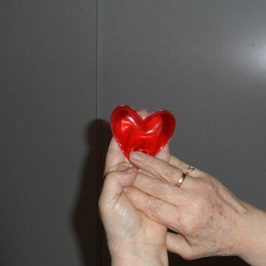 petit coeur d'amour et amitie