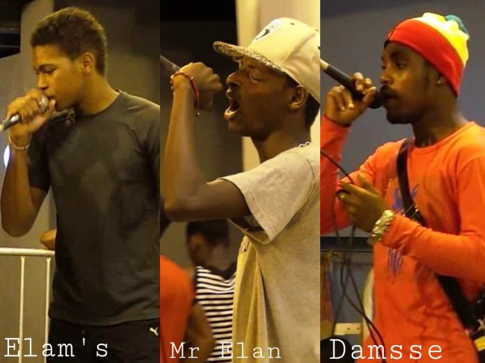Elam's - Mr Elan - Damsse