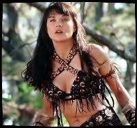 Xéna,la princesse guerrière