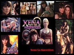 Xéna,Xéna et ses amis ou ennemies